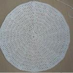 Variante de a croseta un cerc plat