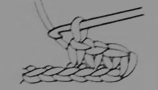 invatam sa crosetam - piciorusul scurt 7