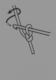 invatam sa crosetam - punctul de lantisor pas1